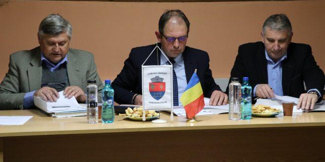 bugetul comunei ganesti bine gospodarit de primarul balog elemer