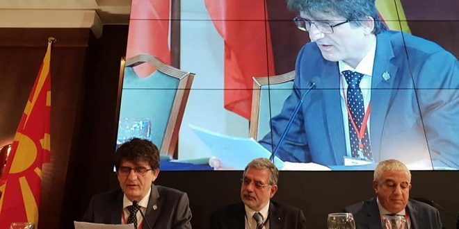 senatorul psd horea soporan atributie importanta in cadrul adunarii parlamentare a mediteranei