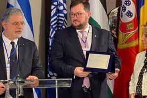 florin-urcan,-premiu-din-partea-adunarii-parlamentare-a-mediteranei