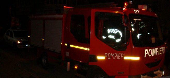 targu mures barbat cazut in poclos salvat de pompieri