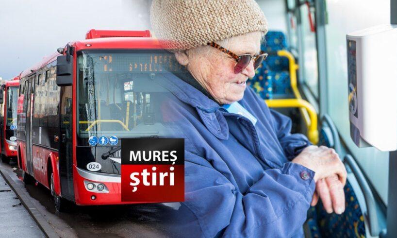 foto video orasul care a instalat dispensere cu dezinfectanti in autobuze
