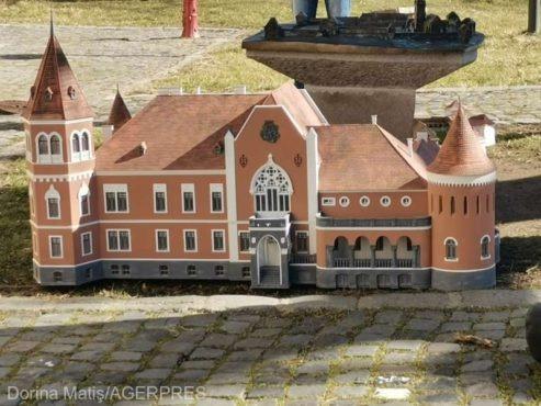 judetul mures va fi promovat prin machete de castele si cetati la targurile turistice din strainatate