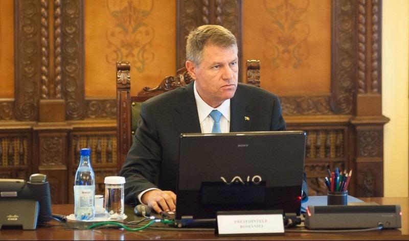 presedintele klaus iohannis a convocat consiliul suprem de aparare a tarii