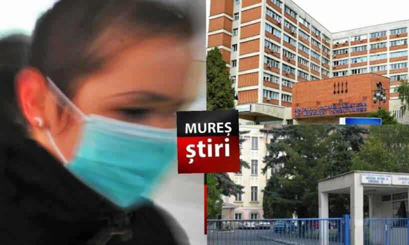 au fost interzise vizitele la spitalul clinic judetean mures