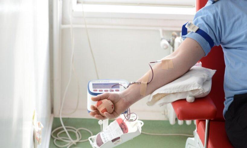 jandarmii din covasna compenseaza scaderea numarului de donatori de sange