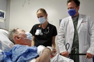 teama de coronavirus inca un spital din mures interzice vizitele