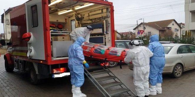 masuri anticoronavirus masinile isu si smurd vor asigura misiunile cu risc inalt