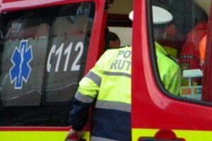 inconstienta accident provocat de un muresean beat care nu avea permis de conducere