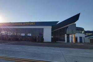 41 de persoane care au aterizat pe aeroportul transilvania targu mures in autoizolare