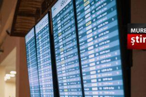 ultima ora doua curse anulate pe aeroportul transilvania