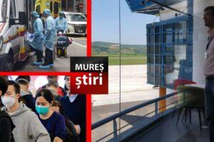 ultima ora se anuleaza toate cursele pe aeroportul transilvania tirgu mures