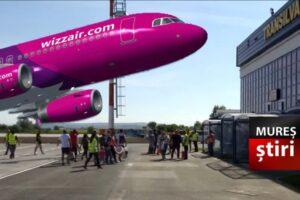 ultimele curse au aterizat cu 146 de pasageri pe aeroportul transilvania