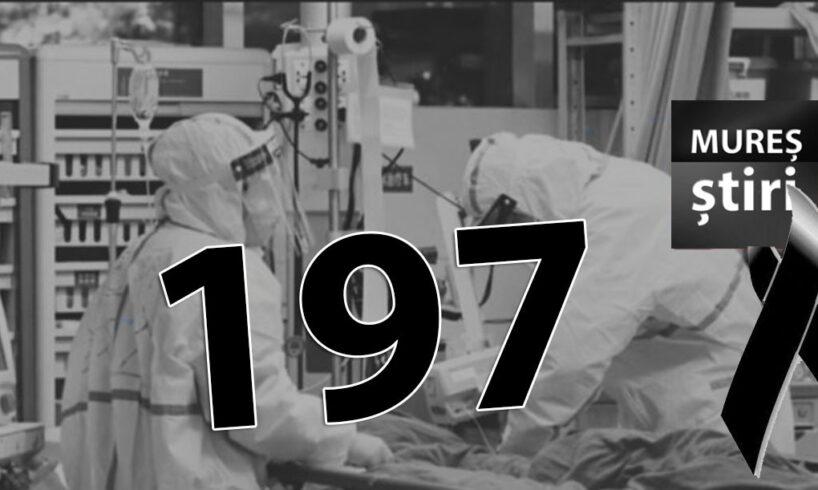 azi.-21-de-decese-la-persoane-infectate-covid-19,-anuntate-de-gcs!