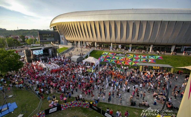 sports-festival-de-la-cluj,-amanat-pentru-anul-viitor