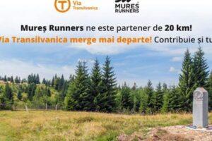 """mures-runners,-partener-in-proiectul-""""via-transilvanica"""""""