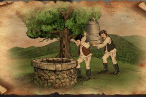 tinuturi-legendare-cetatea-lui-csombod-la-sarateni,-chibed