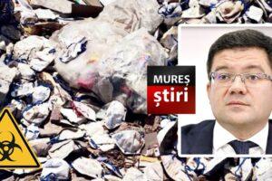 alarmant.-ministrul-mediului:-deseurile-medicale-trebuie-incinerate,-nu-abandonate-pe-campuri!