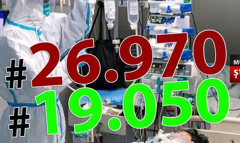 ora-13:00.-bilantul-oficial-al-cazurilor-de-coronavirus-–-30-iunie-2020!-388-de-noi-cazuri
