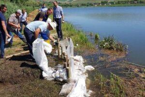 pericol-de-inundatie-in-taureni
