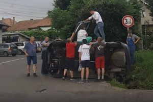 video:-accident-cu-o-victima-in-reghin!
