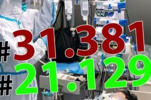 ora-13:00.-bilantul-oficial-al-cazurilor-de-coronavirus-–-10-iulie-2020!-592-de-noi-cazuri,-14-in-mures