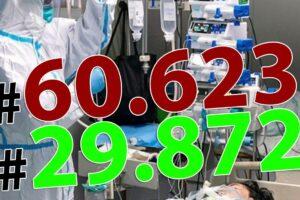 ora-13:00-bilantul-oficial-al-cazurilor-de-coronavirus-–-8-august-2020!-1.350-de-noi-cazuri