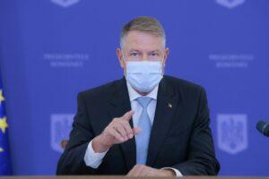 un-al-doilea-val-al-pandemiei-este-iminent,-avertizeaza-presedintele-klaus-iohannis
