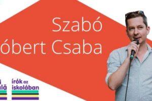 "szabo-robert-csaba-continua-seria-de-""scriitori-la-scoala"""