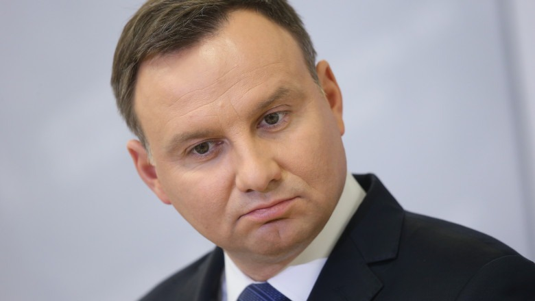 presedintele-poloniei,-andrzej-duda,-depistat-pozitiv-covid!