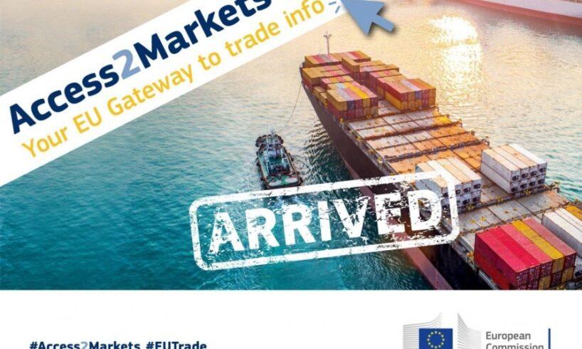 comisia-europeana-a-lansat-portalul-online-access2markets-pentru-a-ajuta-intreprinderile-mici-si-mijlocii-sa-desfasoare-activitati-comerciale-dincolo-de-granitele-ue