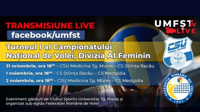 turneul-i-al-campionatului-national-de-volei-–-live-de-la-umfst-targu-mures