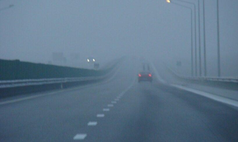 ceata-densa-in-aproape-toata-tara,-inclusiv-in-bucuresti,-luni-dimineata