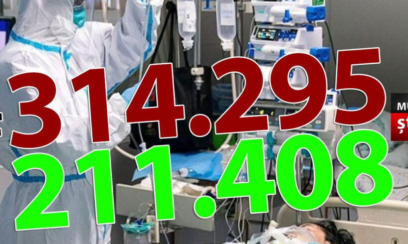 ora-13:00-bilantul-oficial-al-cazurilor-de-coronavirus-–-10-noiembrie-2020!-7.304-de-noi-cazuri