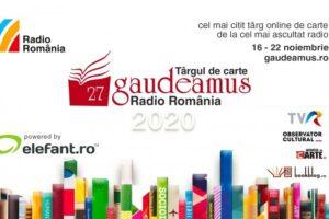 targul-de-carte-gaudeamus-radio-romania,-organizat-anul-acesta-in-format-digital,-continua