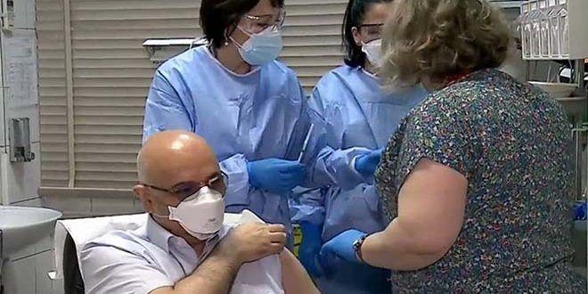 raed-arafat-s-a-vaccinat-impotriva-virusului-sars-cov-2