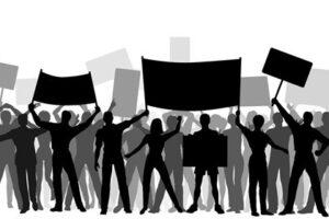 proteste-ale-politistilor,-ale-celor-din-administratia-publica,-asistenta-sociala-si-penitenciare