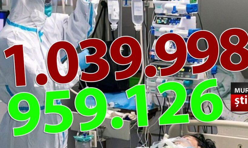 ora-13:00-bilantul-oficial-al-cazurilor-de-coronavirus-–-22-aprilie-2021!-2.989-de-noi-cazuri