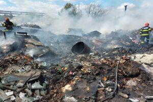 incendiu-la-fosta-groapa-de-gunoi-din-localitatea-cristesti