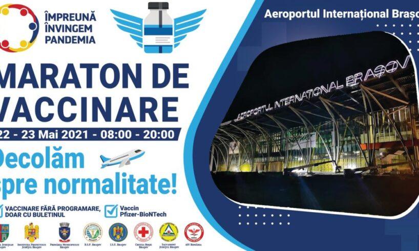 maraton-de-vaccinare-anti-covid-la-aeroportul-international-brasov