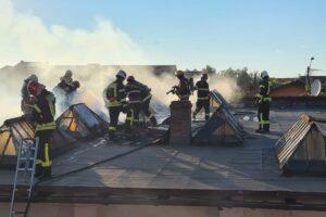un-adult-si-15-copii-evacuati-aseara-din-cauza-fumului,-la-incendiu-produs-in-tg.mures