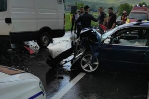accident-cu-5-masini,-la-tigmandru,-judetul-mures