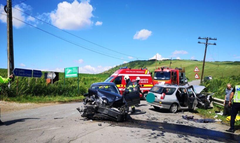 foto:-accident-grav-pe-dj-151,-in-saulia!-cinci-persoane,-in-stare-grava-la-spital