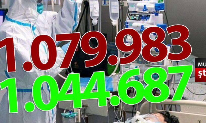 ora-13:00.-bilantul-oficial-al-cazurilor-de-coronavirus-–-16-iunie-2021!-104-de-noi-cazuri
