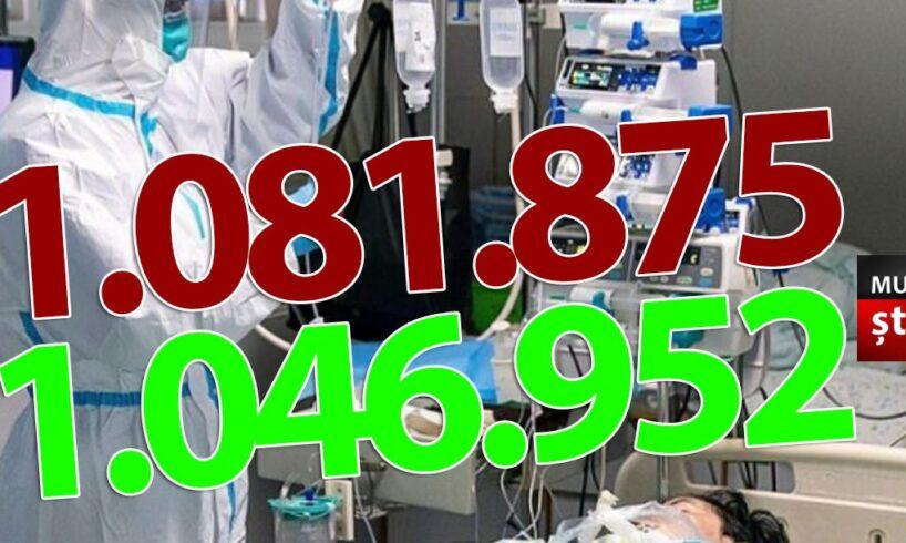 ora-13:00.-bilantul-oficial-al-cazurilor-de-coronavirus-–-21-iulie-2021!-102-de-noi-cazuri