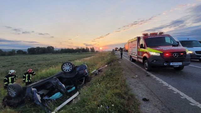 grav-accident-rutier-in-aceasta-dimineata-pe-dn1,-in-judetul-brasov