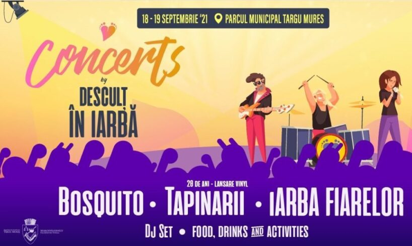 "festivalul-""descult-in-iarba""-are-loc-in-acest-weekend-la-targu-mures"