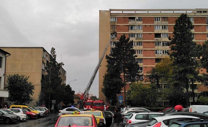 o-victima-carbonizata,-in-incendiul-care-a-cuprins-un-apartament-dintr-un-bloc-din-tg.mures