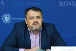 fostul-ministru-usr-plus-cristian-ghinea-va-participa-luni-la-intalnirea-cu-presedinta-comisiei-europene,-ursula-von-der-leyen